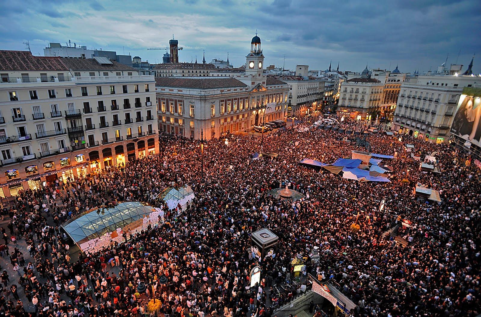St phane hessel n a pas inspir le mouvement des indign s for Puerta 15 foro sol