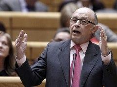 Cristobal Montoro, ministre du Budget