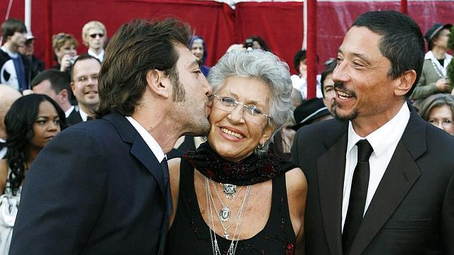 Javier, Pilar et Carlos Bardem